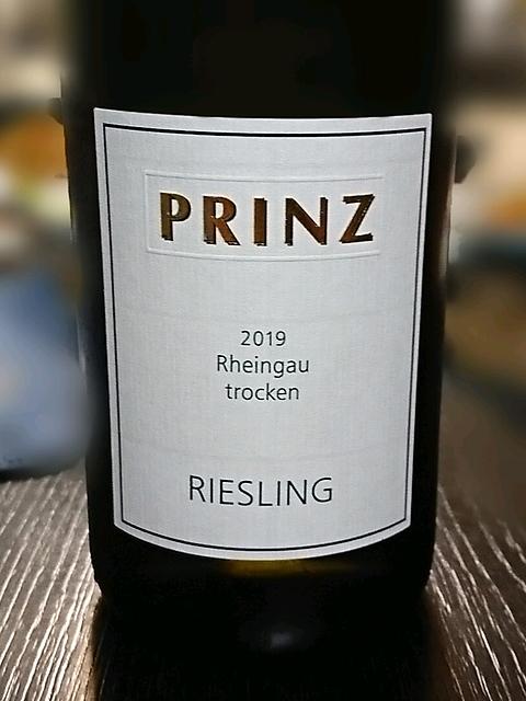Prinz Riesling trocken