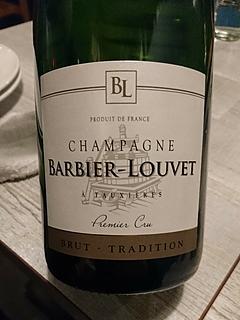 Barbier Louvet Brut Tradition 1er Cru(バルビエール・ルーヴェ ブリュット・トラディション プルミエ・クリュ)