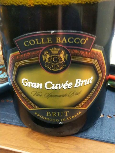 Colle Bacco Gran Cuvée Brut