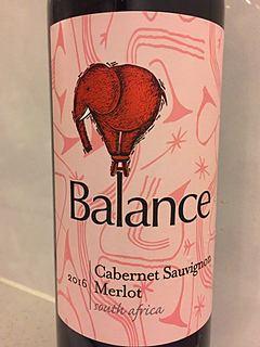 Balance Cabernet Sauvignon Merlot