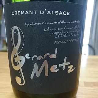 Gérard Metz Cremant d'Alsace Brut