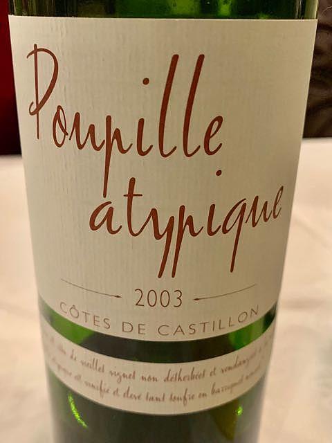 Poupille Atypique