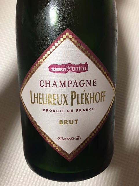 Champagne Lheureux Plékhoff Brut Tradition(ルルー・プレコフ ブリュット トラディション)