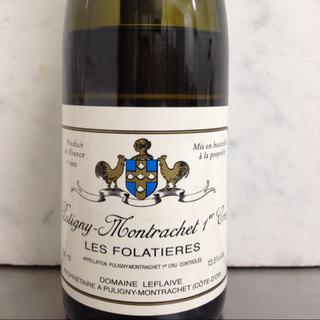 Dom. Leflaive Puligny Montrachet 1er Cru Les Folatières