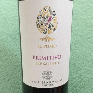 San Marzano Il Pumo Primitivo(サン・マルツァーノ イル・プーモ プリミティーヴォ)