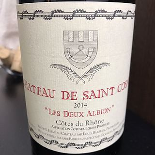 Ch. de Saint Cosme Les Deux Albion(シャトー・ド・サンコム レ・ドゥー・アルビオン)