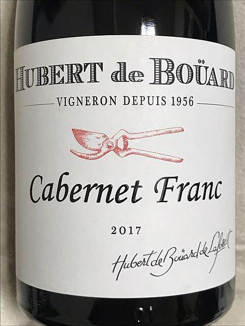 Hubert de Boüard Cabernet Franc(ユベール・ド・ブアール カベルネ・フラン)