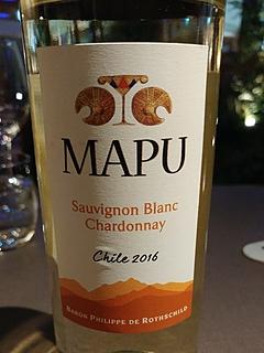Mapu Sauvignon Blanc Chardonnay