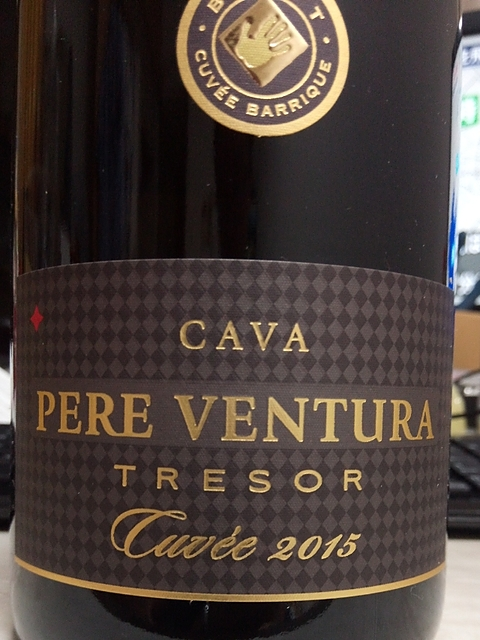 Pere Ventura Tresor Cuvée Gran Reserva(ペレ・ベントゥーラ トレソール キュヴェ グラン・レゼルヴァ)