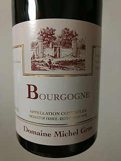 Dom. Michel Gros Bourgogne Rouge