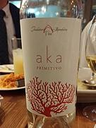 Produttori Vini Manduria Aka Primitivo(2016)