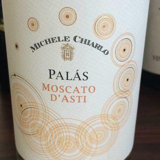 Michele Chiarlo Palás Moscato d'Asti(ミケーレ・キャルロ パラス モスカート・ダスティ)