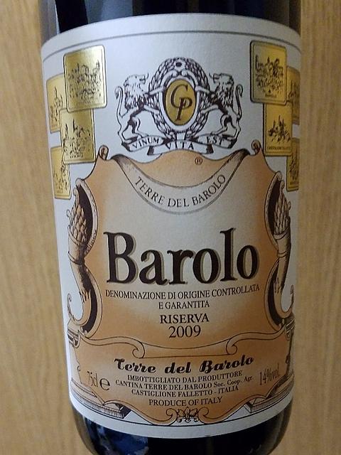 Terre del Barolo Barolo Riserva
