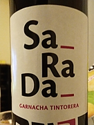 サラダ ガルナッチャ・ティントレラ