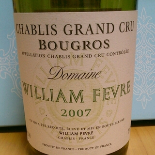 Dom. William Fèvre Chablis 1er Cru Beauroy