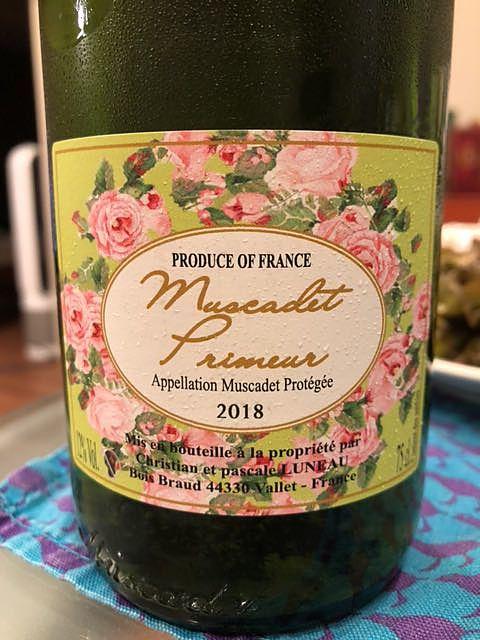 Christian & Pascale Luneau Muscadet Primeur