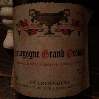 J.F. Coche Dury Bourgogne Grand Ordinaire