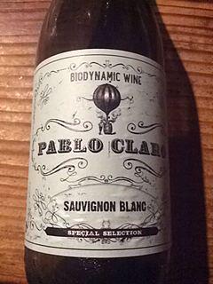 Dominio de Punctum Pablo Claro Sauvignon Blanc(ドミニオ・デ・プンクトゥン パブロ・クラロ ソーヴィニヨン・ブラン)