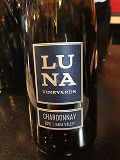 Luna Vineyards Chardonnnay(ルナ・ヴィンヤーズ シャルドネ)