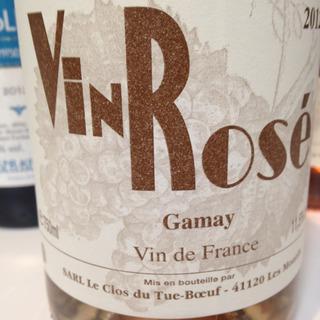 Le Clos du Tue Boeuf Vin Rosé Gamay