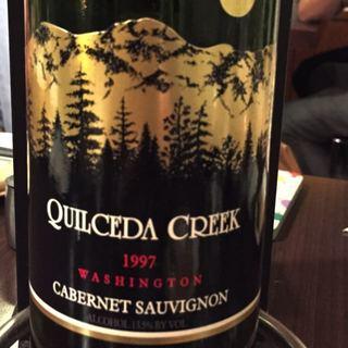 Quilceda Creek Cabernet Sauvignon 1997