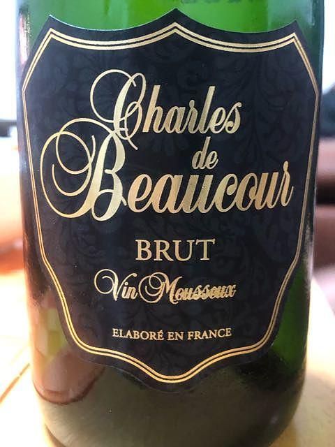 Charles de Beaucour Vin Mousseux Brut