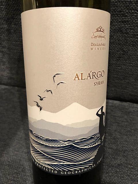 Douloufakis Winery Alárgo Syrah