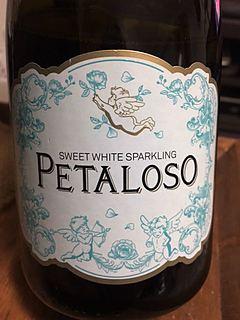 Petaloso Sweet White Sparkling