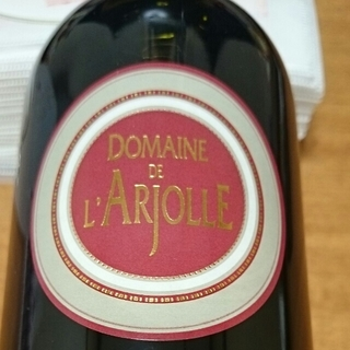 Dom. de l'Arjolle Synthèse Rouge Côtes de Thongue