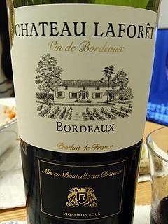 Ch. Laforêt Bordeaux Blanc