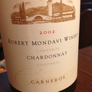 Robert Mondavi Winery Carneros Chardonnay