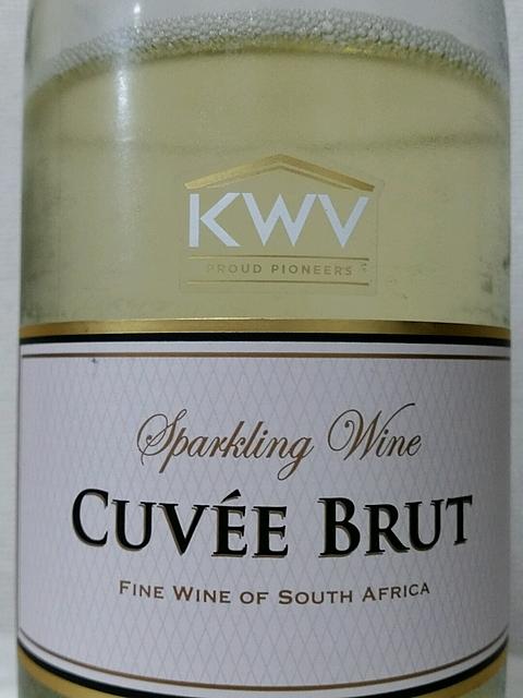 KWV Sparkling Cuvée Brut