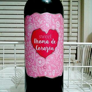 Aroma de Corazon Sweet Garnacha(アロマ・デ・コラソン スウィート・ガルナッチャ)