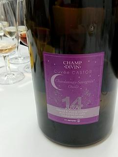 Champ Divin Cuvée Castor(シャン・ディヴァン キュヴェ・カストール)