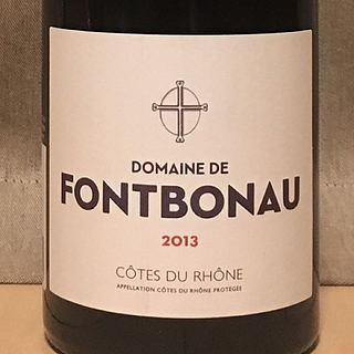 Dom. de Fontbonau Côte du Rhône