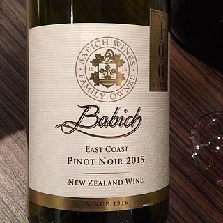 Babich East Coast Pinot Noir