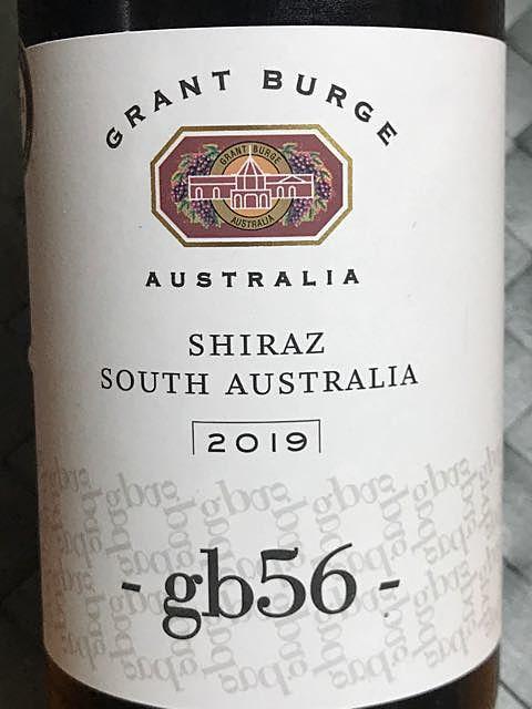 Grant Burge gb56 Shiraz