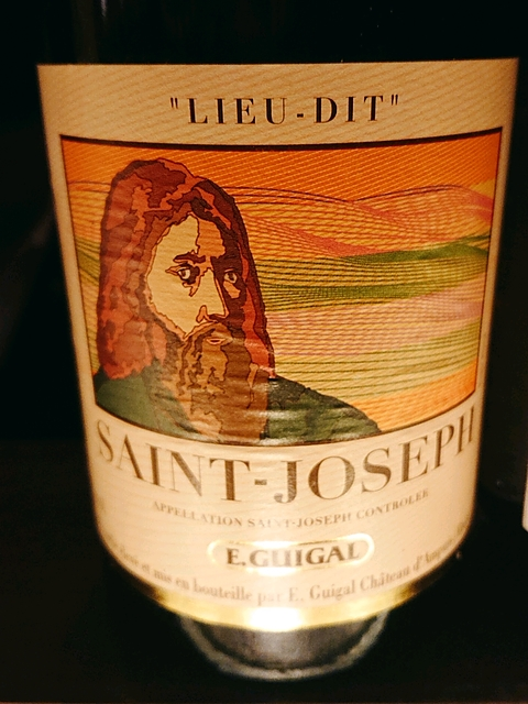 E.Guigal Lieu Dit Saint Joseph Rouge