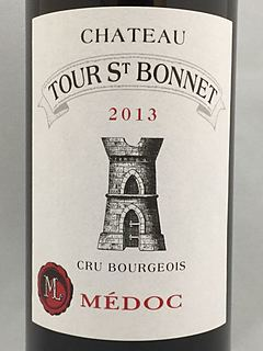 Ch. Tour St. Bonnet(シャトー・トゥール・サン・ボネ)