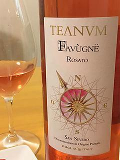 Teanum Favugne Rosato