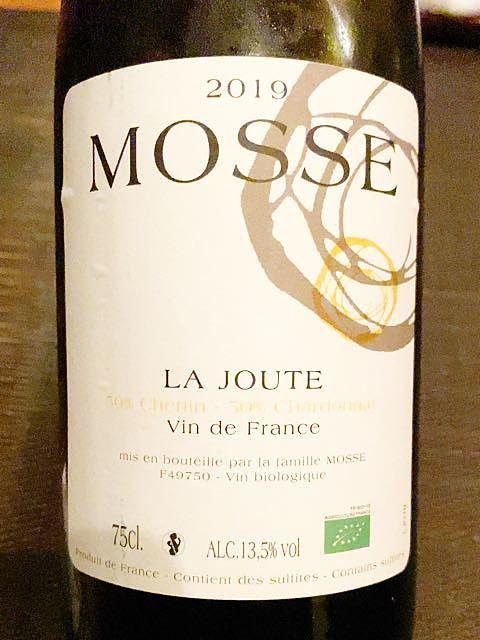 Agnès et René Mosse La Joute(アニエス・エ・ルネ・モス ラ・ジュット)