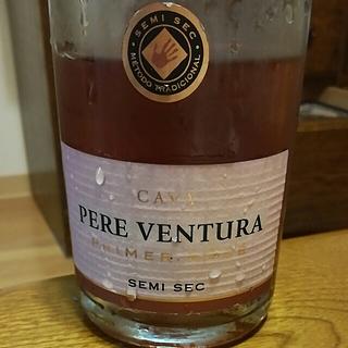 Pere Ventura Primer Rosé Semi Sec(ペレ・ベントゥーラ プリメール ロゼ セミ・セック)