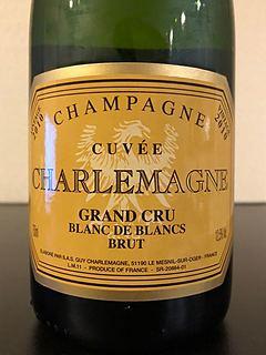 Champagne Cuvée Charlemagne