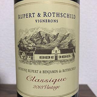Rupert & Rothschild Classique 2013