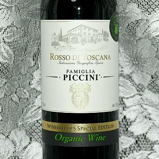 Famiglia Piccini Rosso di Toscana Organic