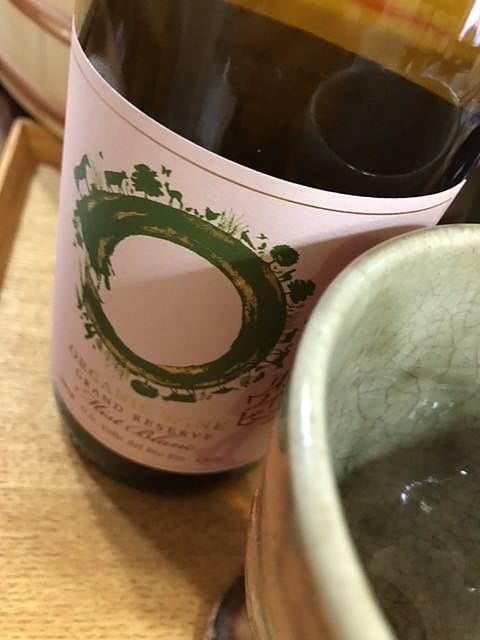 O Grand Reserva 東京ワイン会ピープル Mellow Blanc (Emiliana)