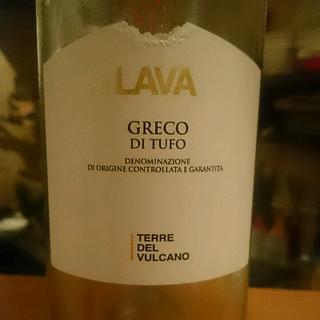 Terre del Vulcano Lava Greco di Tufo(テッレ・デル・ヴルカーノ ラヴァ グレコ・ディ・トゥーフォ)