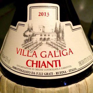 F.lli Grati Villa Galiga Chianti Rufina