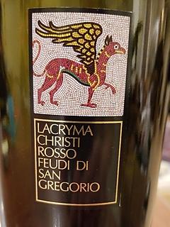 Feudi di San Gregorio Lacryma Christi del Vesuvio Rosso