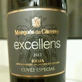 Marqués de Cáceres Excellens Cuvée Especial
